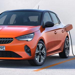 Opel Electric – spänning ingår