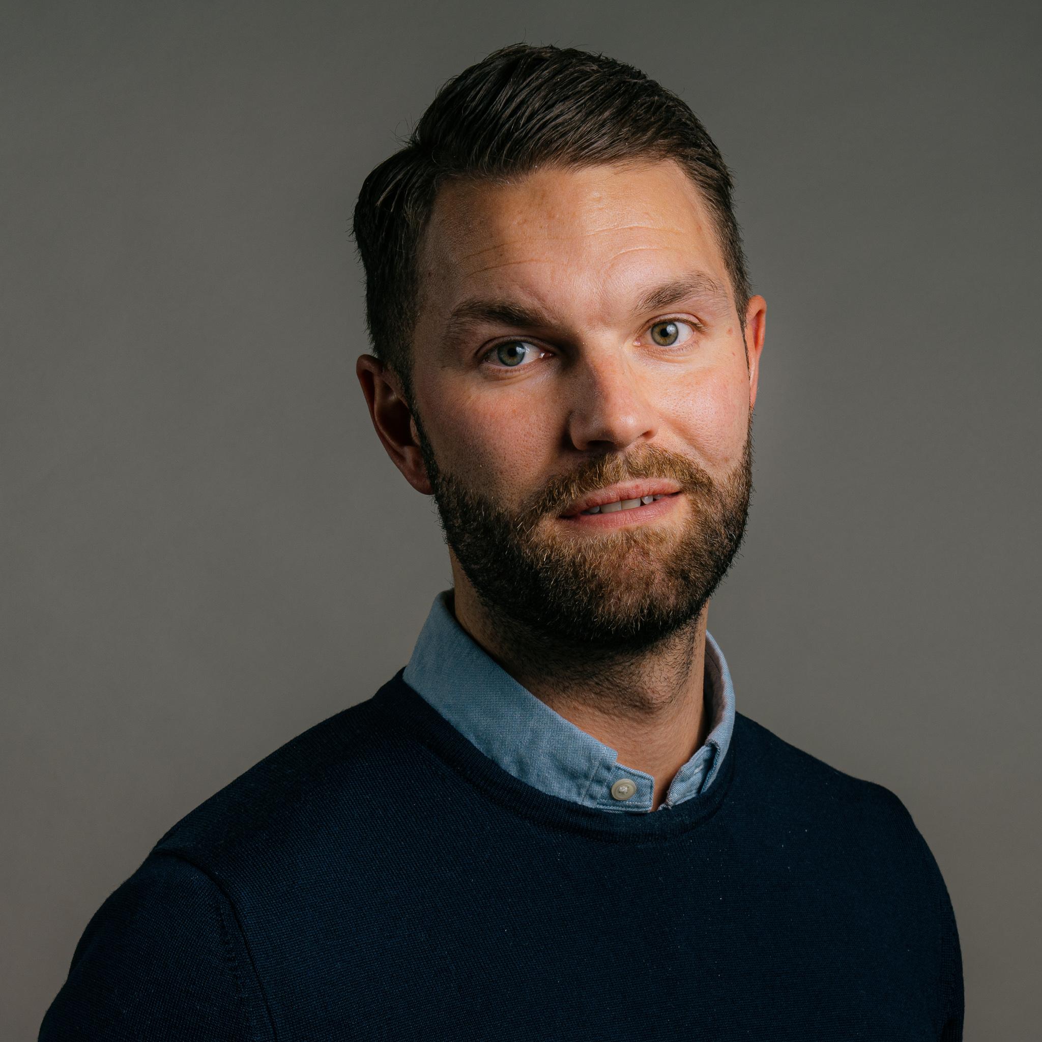 Viktor Dahlén – Föräldrarledig